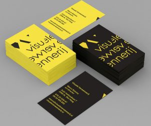 Visuele Verwennerij grafisch ontwerp Den Haag