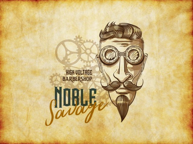 Barbershop Noble Savage